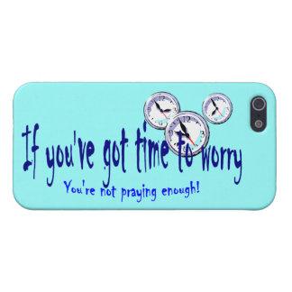 Si usted tiene tiempo para preocuparse… iPhone 5 cárcasa