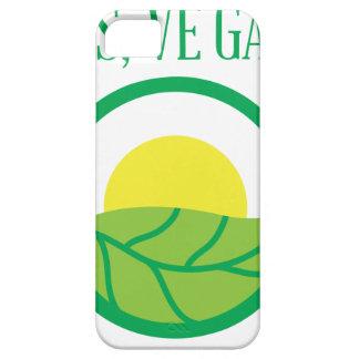¡Sí vegano! iPhone 5 Funda