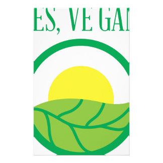¡Sí vegano! Papeleria Personalizada