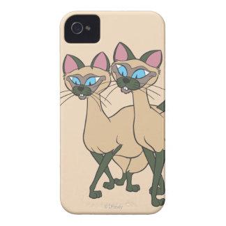 Si y situación de la Case-Mate iPhone 4 protectores