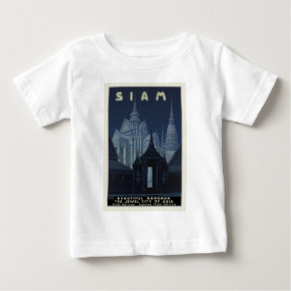 Siam - Beautiful Bangkok Baby T-Shirt