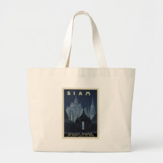 Siam - Beautiful Bangkok Canvas Bags