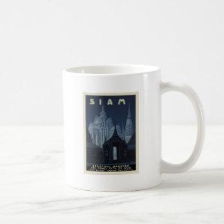 Siam - Beautiful Bangkok Classic White Coffee Mug