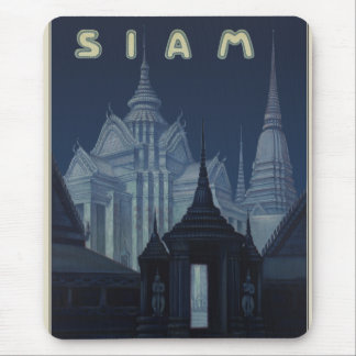 Siam - Beautiful Bangkok Mouse Pad