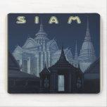 Siam - Beautiful Bangkok Mousepad