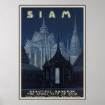 Siam Beautiful Bangkok Poster