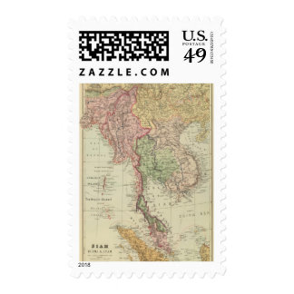 Siam, Burma and Anam Postage Stamps