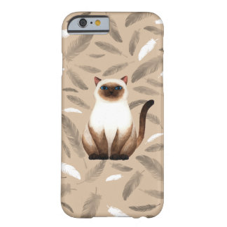 Siam cat Phone Case Barely There iPhone 6 Case