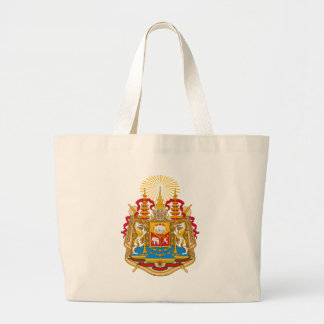 Siam Coat of Arms Tote Bag