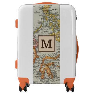 Siam, Malay Archipelago | Monogram Luggage