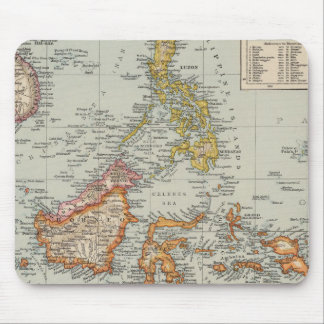 Siam, Malay Archipelago Mouse Pad