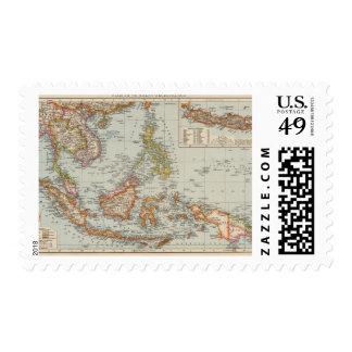 Siam, Malay Archipelago Postage