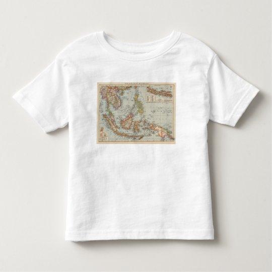 Siam, Malay Archipelago Toddler T-shirt