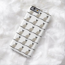 Siamese 6/6s barely there iPhone 6 case