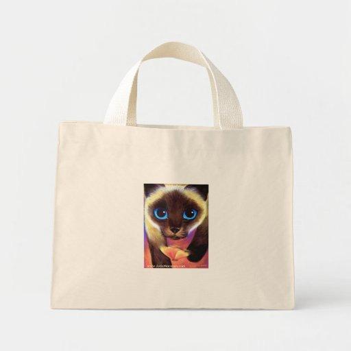 Siamese Cat Bag - 104 FOLLOW ME