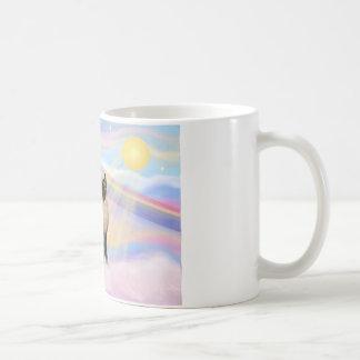 Siamese Cat - Clouds Coffee Mug