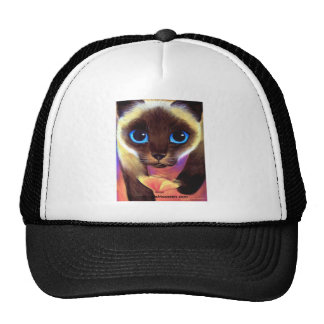 Siamese Cat Hat