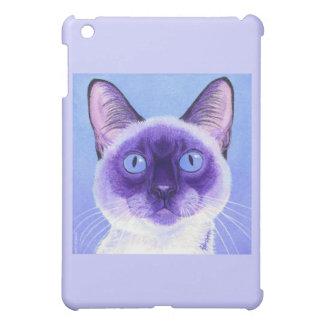 Siamese Cat iPad Case