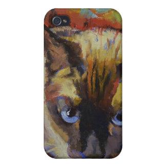 Siamese Cat iPhone 4 Case
