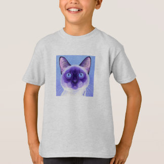 Siamese Cat Kids' Shirt