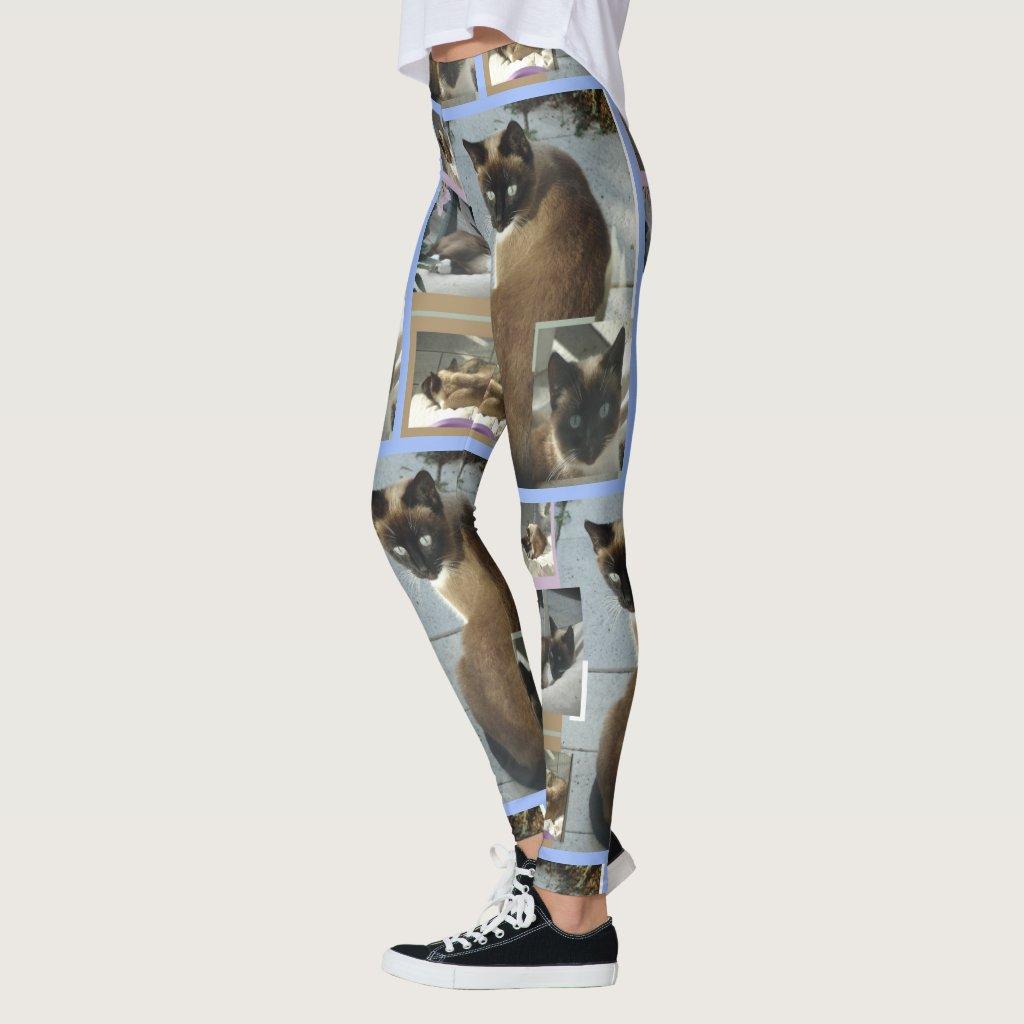 Siamese Cat Legging