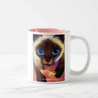 Siamese Cat Mug - 104 Follow Me