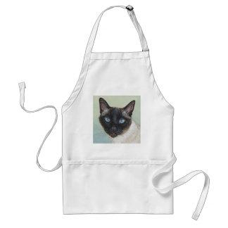 Siamese Cat Murphy Apron