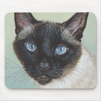 Siamese Cat Murphy Mouse Pads