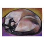 Siamese Cat Notecards Greeting Cards