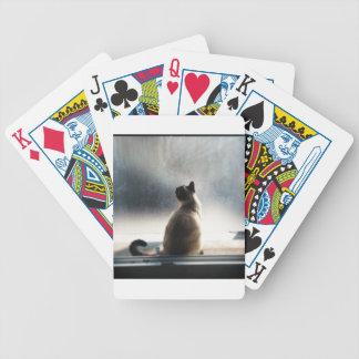 siamese cat sitting.png bicycle playing cards