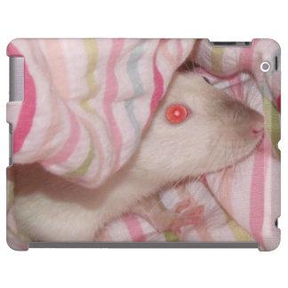 Siamese Dumbo rat  iPad case