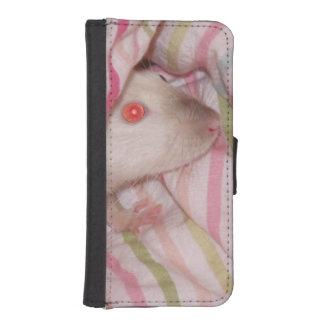Siamese Dumbo rat phone wallet case