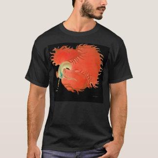 Siamese Fighting Fish Betta T-Shirt