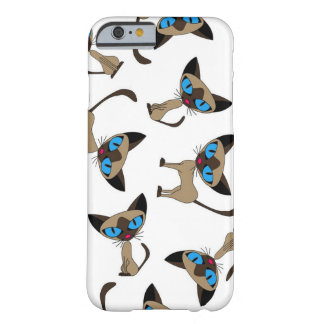 Siamese if you please barely there iPhone 6 case