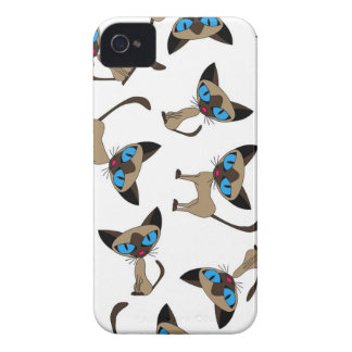 Siamese if you please print iPhone 4 cover