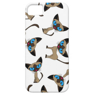Siamese if you please print iPhone SE/5/5s case