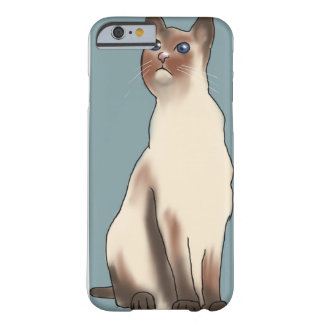 Siamese iphone barely there iPhone 6 case