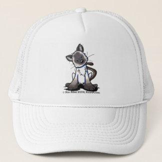 Siamese Kitty Hat