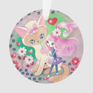 Siamese Kitty Love Fun