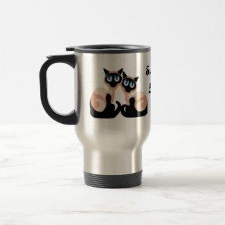 Siamese Love mug