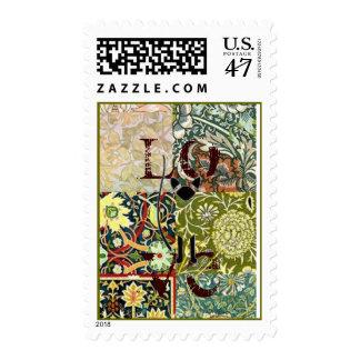 Siamese Love Postage