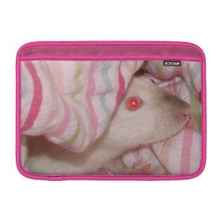siamese rat Macbook Air sleeve