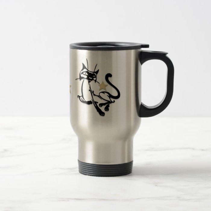 Siamese Royalty Travel Mug