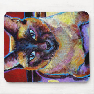 Siamese Sizzle! Mouse Pad