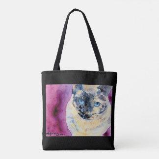Siamese Tote Bag
