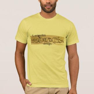 siamese twin, 5 minutes, design T-Shirt