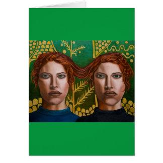 Siamese Twins 5 Card