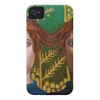 Siamese Twins 5 Case-Mate iPhone 4 Case