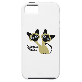 Siamese Twins iPhone 5 Cover