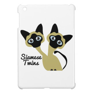 Siamese Twins iPad Mini Case